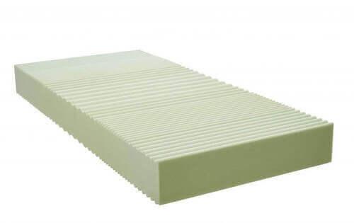 DP-13 - Premium 7 Zonen Kaltschaum Matratze mit Aloe Vera Bezug