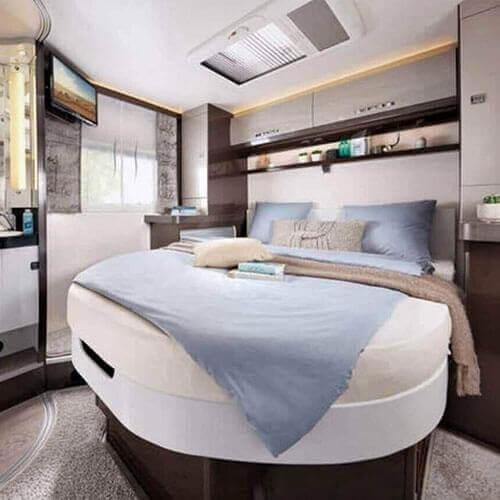 Matratzen für Wohnmobil & Wohnwagen