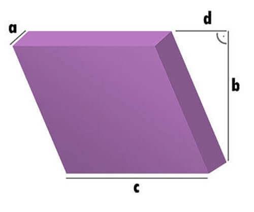 Hundekissen / Hundematratze - Parallelogramm