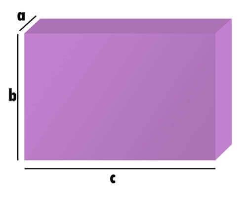 Schaumstoff-Zuschnitt - Rechteck